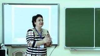 Урок русского языка. 7 класс. Разряды частиц. О.Ю. Калугина