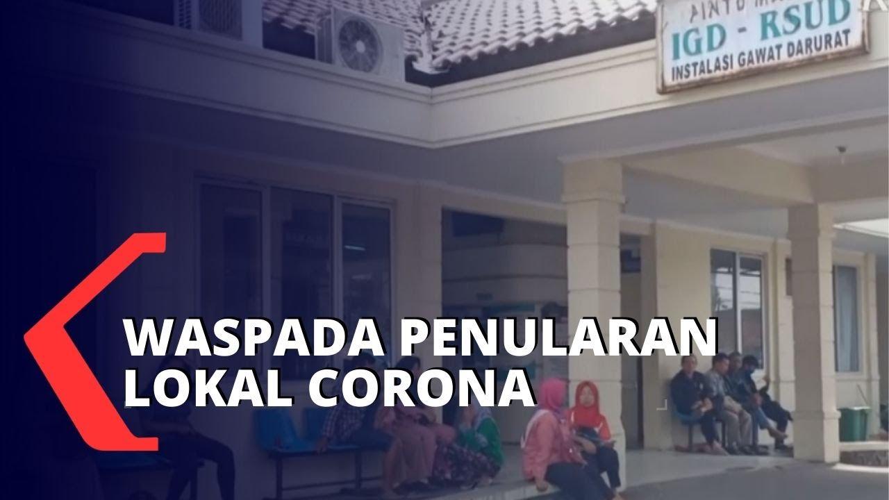 Kasus Nomor 27 Positif Corona, Darimana Tertularnya?