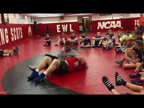 Edinboro series (Bruce Baumgartner) - Arm Bars 1