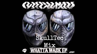 Cyberpunkers - Whatta Mask EP (SkullTex Mix)