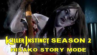 Killer Instinct Hisako Story Mode Ending Season 2