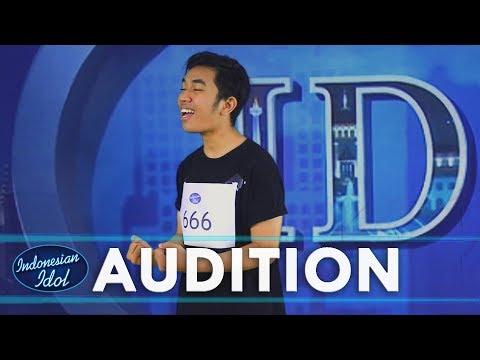 Youtuber Ini Berhasil Mendapat Golden Ticket! - AUDITION Indonesian Idol 2018