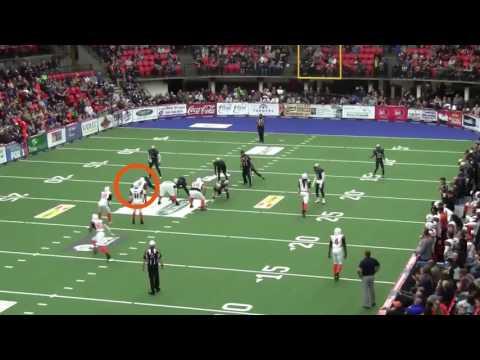 Brandon Haskin 2016 Spokane Empire Highlights