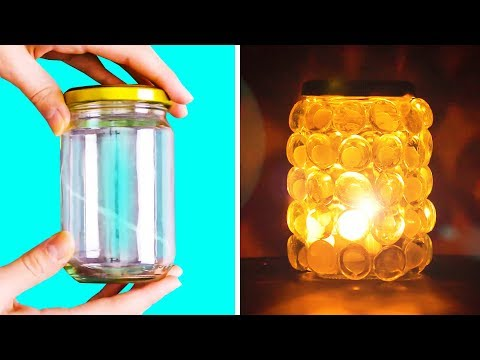 15 GORGEOUS DIY LAMPS AND LIGHTS