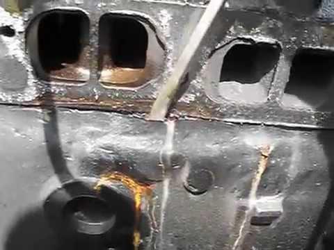 Mercruiser 3.0 boat engine leaking | Doovi
