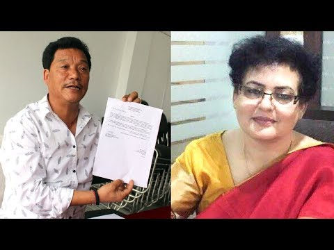 Bimal Gurung Lobby GJM Had Levelled Of Abuse Against Women Member By Security Forces Rekha Sharma