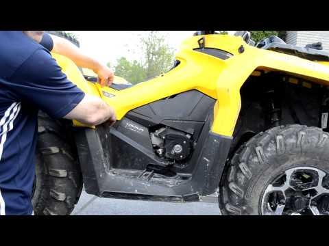 Engine & Gearbox Oil Change