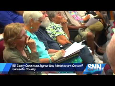 SNN: Administrator contract up for vote