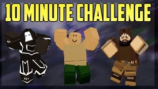 Roblox: LVL 100 CARRIES *10* PEOPLE IN 10 MINUTES CHALLENGE! | Dungeon Quest