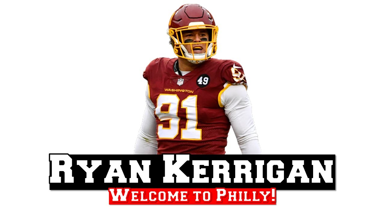Ryan Kerrigan Ultimate WFT Highlights – Welcome to Philly! [HD]