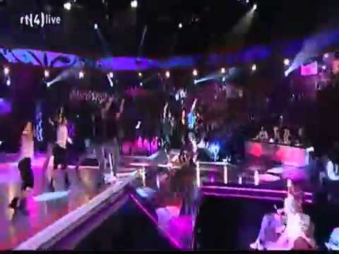 The X Factor 2011 - Liveshow 1 - Sway: Raise Your Glass