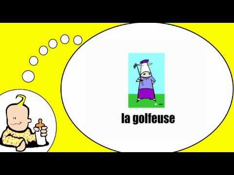 verrücktes Französisch