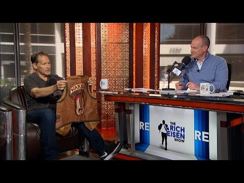 "Actor James Remar Joins The Rich Eisen Show to talk ""The Warriors,"" Working with Eddie Murphy & More"