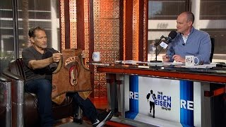 Actor James Remar Joins The Rich Eisen Show to talk