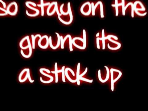 Shy Ronnie 2_ Ronnie & Clyde (feat. Rihanna) lyrics on SCREEN! [MUST SEE]
