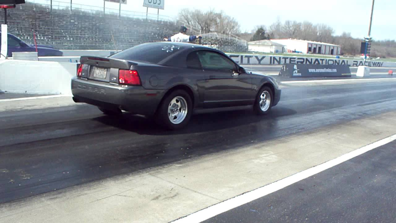 Ford Mustang Svt Cobra Quarter Mile The Best Cobra Of