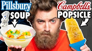 Download Solid Liquid Food vs. Liquid Solid Food Taste Test Mp3 and Videos