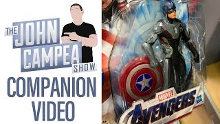 Should Avengers Endgame Toys Sell So Early That Give Spoilers - TJCS Companion Video