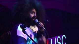 Finale: Reggie Watts at TEDxUSC 2012