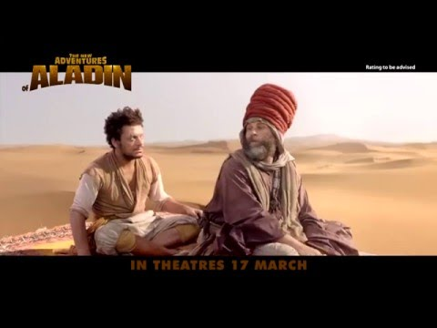 The New Adventures Of Aladin Official Trailer