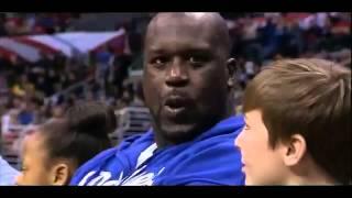 И у звезд NBA бывают неловкие моменты.