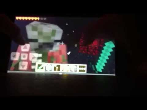 how to make obsidian portal in minecraft pe