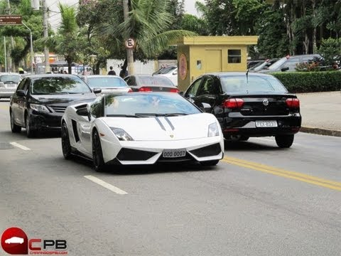 [Special Edition] Sports Cars in Sao Paulo
