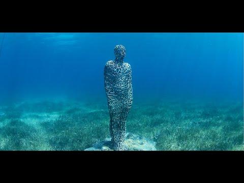 Jason deCaires Taylor, Desde el agua que bebemos