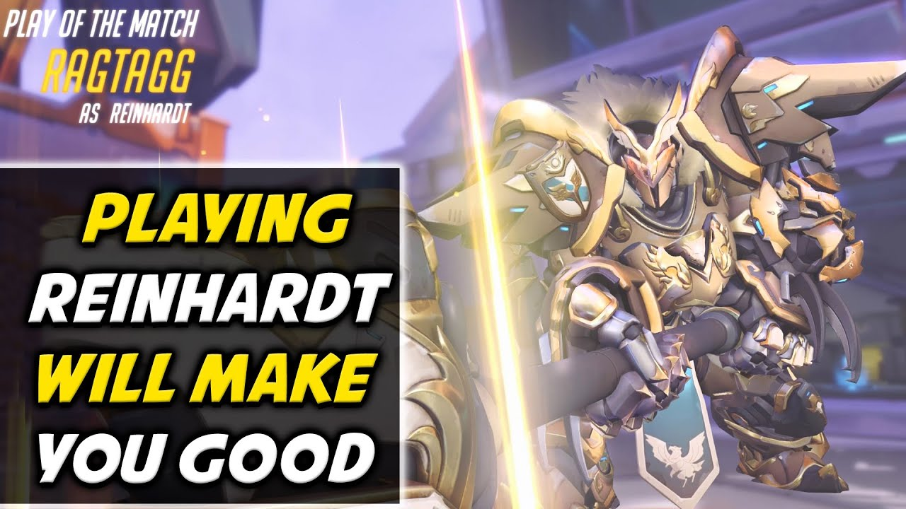 how to get better at reinhardt