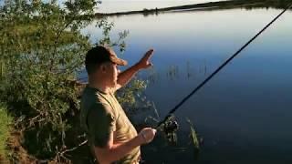 Рыбалка на Северном Канале Кострома