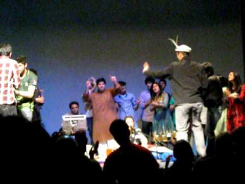 Munni Begum ghazal+students dances at UW Madison