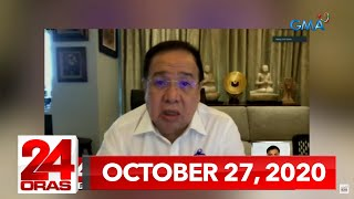 24 Oras Express: October 27, 2020 [HD]