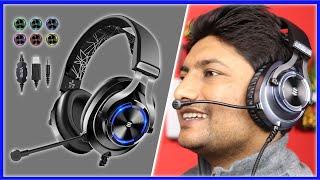 Best Gaming Headset Under 2000   EKSA E3000 Headphones For Youtube Gaming, Editing & Voice Over