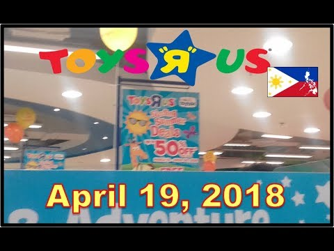 "TOYS ""R"" US Ayala Center Makati, Philippines 