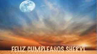 Sheryl - Moons - Happy Birthday