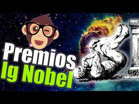 Premios Ig Nobel, los estudios científicos más absurdos! #Top