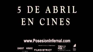 PATRICIA COLLADO ARIAS vive la experiencia Posesión Infernal (Evil Dead) - 05 de Abril en Cines