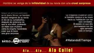 Video Viral: Cruel venganza contra una novia infiel