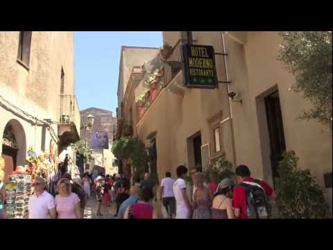 Erice, Sicily, Italy - 20th August, 2011