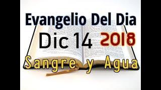 Evangelio del Dia- Viernes 14 Diciembre 2018- Yo Soy el Que ...