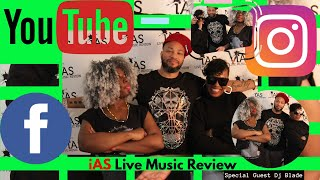 Why Won't The DJ Play Your Request? iAS Live Music Review Ep. 16 S. 5 Pt. 2