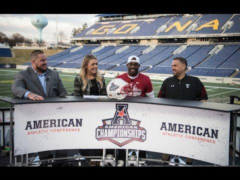 2016 American Football Championship Postgame Live Show