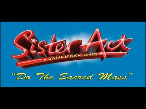 Do The Sacred Mass karaoke instrumental Sister Act