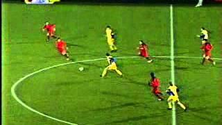 Бельгия - Украина. Первый гол