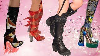 видео Модная женская обувь осень-зима 2017-2018 фото