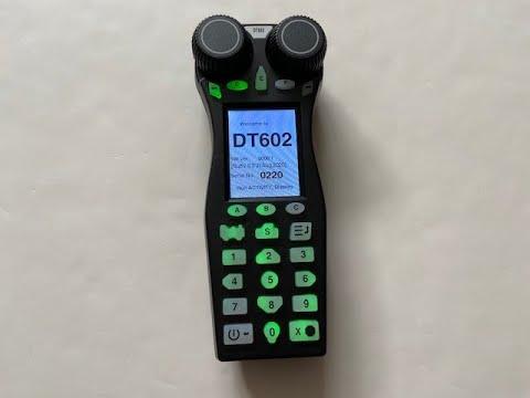 Digitrax DT602 firmware