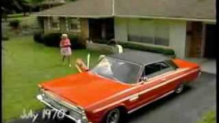 Weed-Man commercial 1965 Plymouth Fury