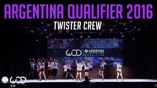 Twister Crew | Youth Division | World of Dance Argentina Qualifier 2016 | #WODARG16