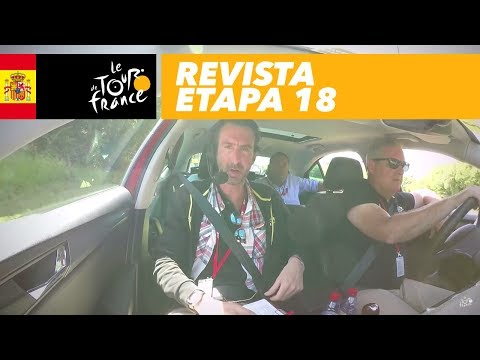 Revista: Radio Tour - Etapa 18 - Tour de France 2017