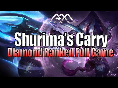 Azir Mid Lane - Diamond Ranked Gameplay - League of Legends